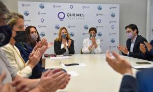 """Quilmes: Tras incendio en la fábrica Boris, firman acuerdo para """"garantizar"""" la continuidad de los puestos de trabajo"""