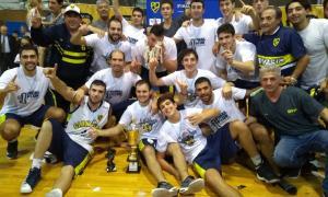 Argentino de Pergamino fue campeón en la edición anterior. Foto: FBPBA.