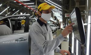 Casos de Coronavirus en la planta de Toyota - Foto: Toyota