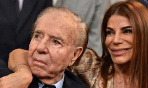 """Zulema Menem reveló que tiene """"voluntad de hacer política"""" en la Provincia de Buenos Aires"""