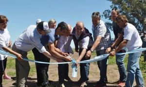"""Inauguraron el circuito automovilístico """"La Pastora""""."""