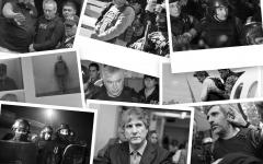 Ya no entran en una foto: Hasta ahora suman 9 los detenidos que dejó el kirchnerismo.