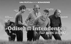 La Odisea de los intendentes (no eran giles). Fotomontaje: LaNoticia1.com