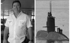 Sebastián Ubertini habló con La Noticia 1 y opinó sobre la desaparición del submarino ARA San Juan.