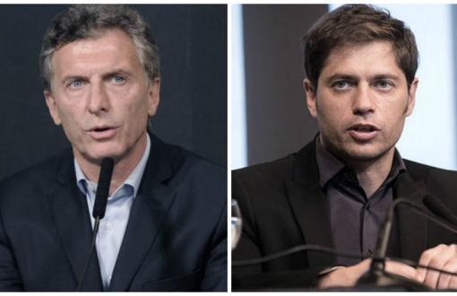 Macri cuestionó a Kicillof en el debate presidencial.