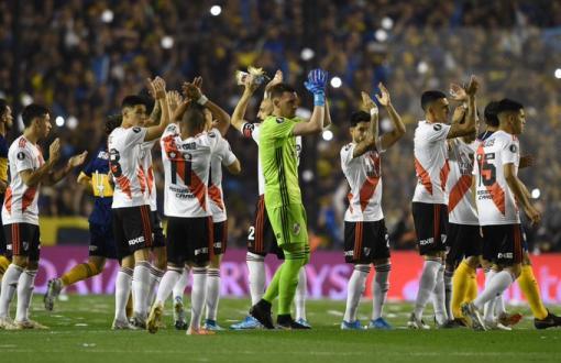 River juega una nueva final de la Copa Libertadores.