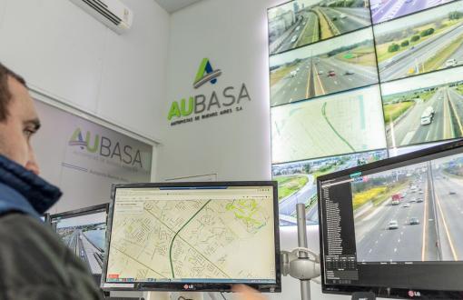 Con el acuerdo se podrá tener información útil de las rutas de la Provincia. Foto:Prensa