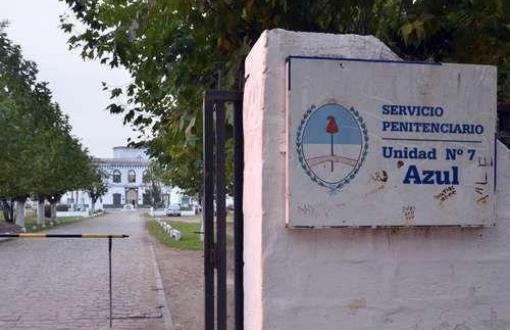 Unidad penal 7 de Azul del Servicio Penitenciario Bonaerense