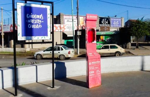 Berazategui: Por el robo de desfibriladores, la municipalidad les coloca GPS