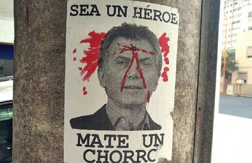 """Bahía Blanca: La Justicia Federal investiga la aparición de panfletos que llaman a """"matar"""" a Macri"""