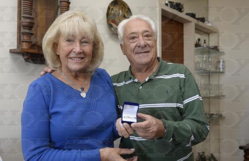 Juan y Noemí se casan este sábado. Foto: Diario Hoy