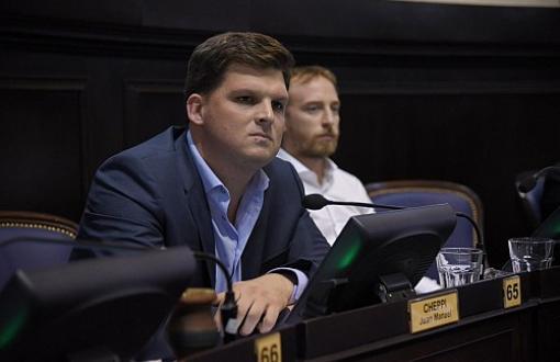 Cheppi presentó un pedido de informes en la Legislatura.