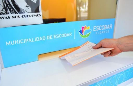Escobar inició campaña para que vecinos de barrios privados regularicen su situación impositiva