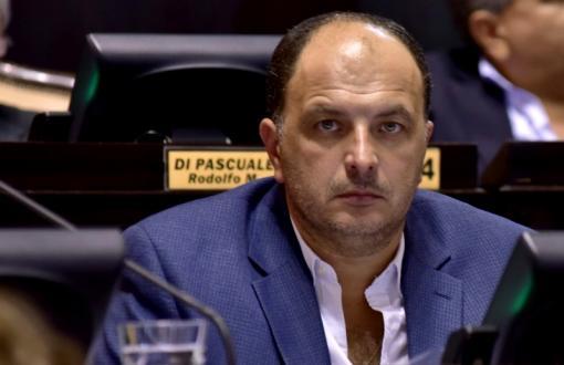 Pablo Garate presentó el proyecto en la Legislatura.