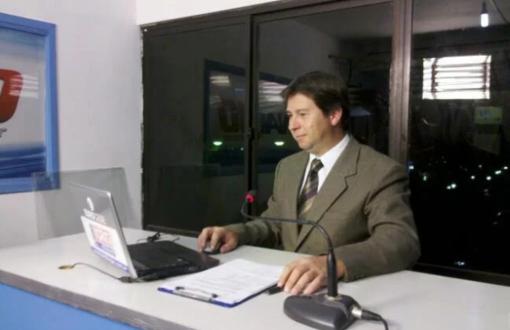 López irá por el oficialista '1País' en General Alvarado. Es su primera incursión en política