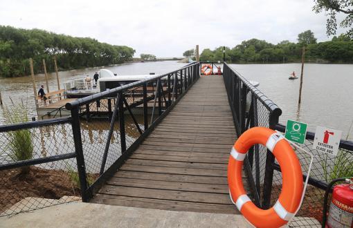 Desde enero se podrá viajar de San Isidro a Puerto Madero.