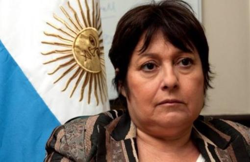 Ocaña primera candidata a diputada nacional.