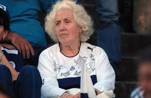 Referentes de Gimnasia La Plata, donde era socia honoraria, enviaron sus condolencias