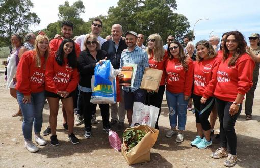 Rosales: Pehuen Co recibió al primer turista y quedó inaugurada la temporada de verano 2020