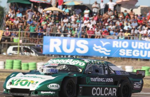 Los 100 KM de Buenos Aires de TC fueron para Canapino. Foto: Prensa