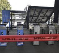 La línea Sarmiento sólo funcionará hasta las 10.00 de este jueves. Foto: Ilustración.