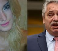 Crece el escándalo por las visitas nocturnas de la modelo Sofia Pacchi a Olivos.