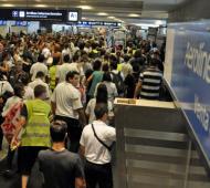 Los vuelos que serán cancelados fueron publicados por Aerolíneas en su página web.