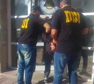 Uno de los evadidos fue recapturado.