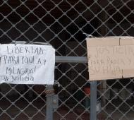 Movimientos feministas piden la liberación de las mujeres detenidas por el crimen de Alberto Nairetti.