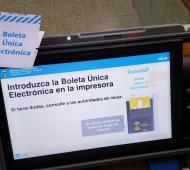 El kirchnerismo denunció irregularidades con el voto electrónico.