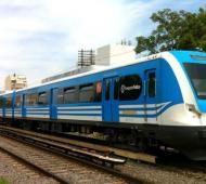 Este miércoles los pasajeros viajan gratis en la Línea Sarmiento.