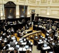 Legisladores comienzan a tratar el Presupuesto bonaerense para el año próximo.