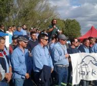 Continúa el conflicto por despidos en Loma Negra.