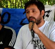 Jorge Romero, Senador de La Cámpora, denunciado de abuso.