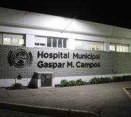 El Hospital de donde fue echado al médico que amenazó a Fioramonti.