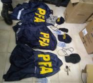 El cabo de la Federal fue detenido tras tirotearse con la policía bonaerense.