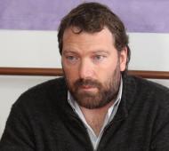Rodolfo Lacabanne, del Frente de Todos, mostró su preocupación.