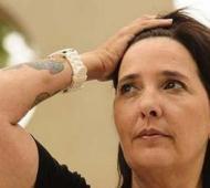 Rey, es la madre de Lucas Menghini, una de las víctimas de la Tragedia de Once.