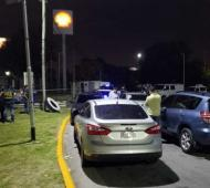 Sólo queda detenido un policía Bonaerense.