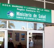 El episodio tuvo lugar en el hospital Mariano y Luciano de la Vega, de Moreno.