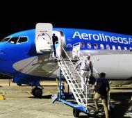 Los pilotos levantaron la medida de fuerza luego de que el Gobierno dictara la conciliación.