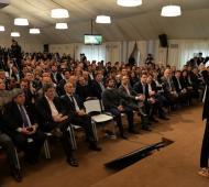 El miércoles será la última reunión de gabinete ampliado para Vidal.