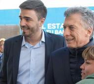 Macri estuvo en Olavarría en octubre de 2018 por última vez.