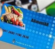 Se repartirán más 550 mil tarjetas en el conurbano.