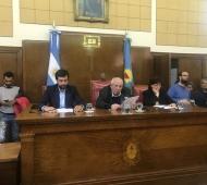 Concejo de General Pueyrredón. Foto: Archivo.