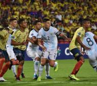 Argentina se coronó una fecha antes del cierre del cuadrangular.