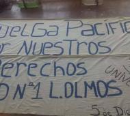 Días antes de la asunción de Kicillof se realizó una huelga de hambre en todos los penales de la Provincia.