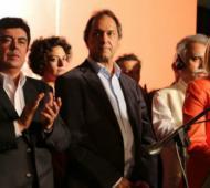 El PJ bonaerense se reúne en Moreno con motivo de celebrar un nuevo aniversario del 17 de octubre, Día de la Lealtad Peronista.