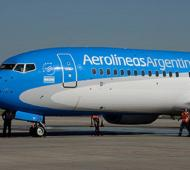 Mucho enojo con Aerolíneas en Buenos Aires y Rosario.