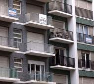 Se desplomaron las operaciones inmobiliarias en territorio bonaerense.